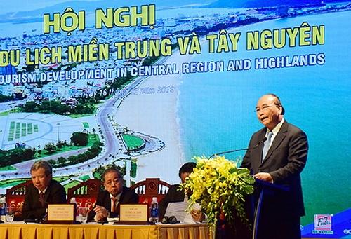 Cơ hội lớn cho du lịch miền Trung - Tây nguyên phát triển