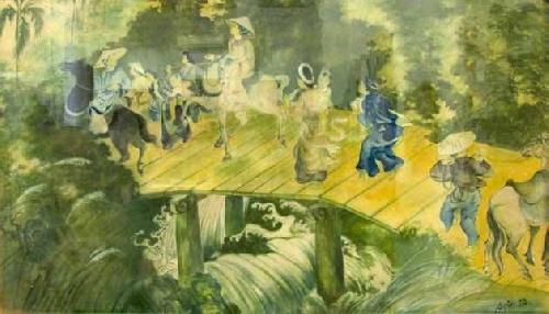 Một số họa sĩ hiện đại ở Huế đầu thế kỷ XX