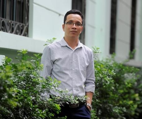 Nhà văn Nguyễn Văn Học: 'Văn chương là phương thuốc chữa lành những vết thương lòng'