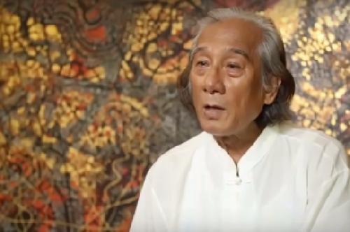 Vĩnh biệt Họa sĩ Trương Bé: bậc thầy của nghệ thuật hội họa trừu tượng trên chất liệu sơn mài