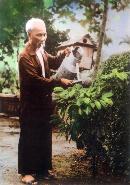 Trang thơ Trần Chấn Uy