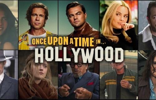 'Once Upon a Time in Hollywood' mang về nhiều kỷ lục cho Tarantino