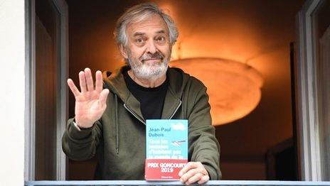 Công bố hai giải văn học Pháp: Goncourt và Renaudot 2019