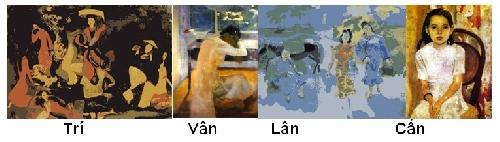 Mỹ thuật Việt Nam tròng trành và / mà tiến tới