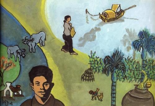 """Thử quan tâm thêm một khía cạnh dân tộc tính khi phân tích bài thơ """"Tương tư"""" của Nguyễn Bính (*)"""