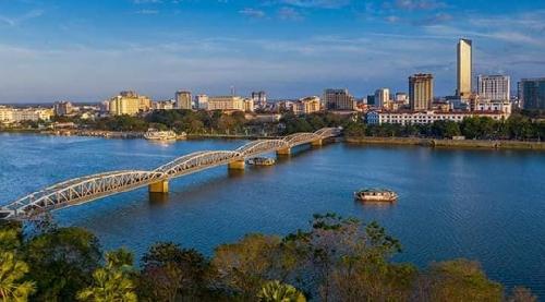 """Thành phố Huế: """"Thành phố Du lịch Sạch ASEAN 2020-2022""""."""