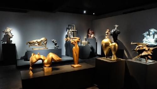 Một cá tính sáng tạo của điêu khắc Việt