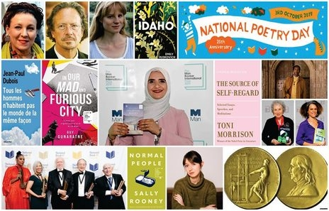 Những sự kiện văn học quốc tế nổi bật năm 2019