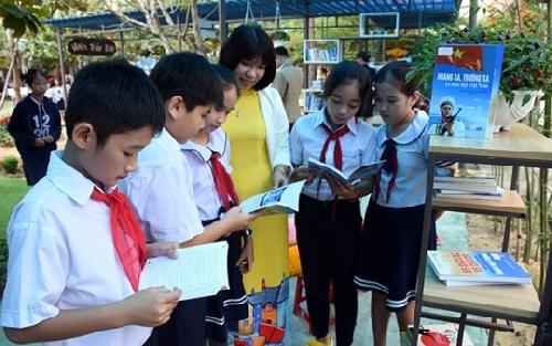 Ðà Nẵng lan tỏa phong trào đọc sách
