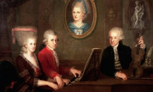 Tài năng ngôn ngữ ít người biết của Mozart