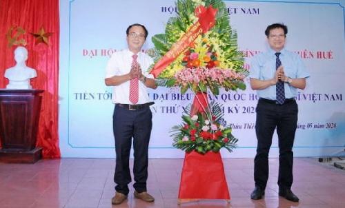 Đại hội nhiệm kỳ lần thứ V và Đại hội cơ sở lần thứ X Chi hội Nhạc sĩ Việt Nam tỉnh Thừa Thiên Huế