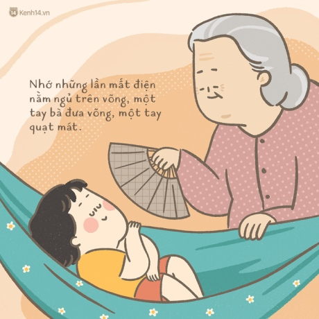 Quạt bà - Quạt bố