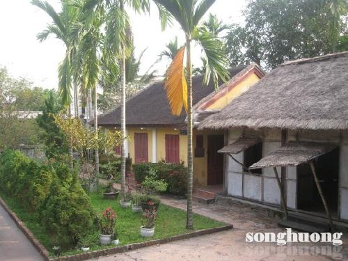 Phát triển không gian lưu niệm danh nhân, văn nghệ sỹ ở Thừa Thiên Huế
