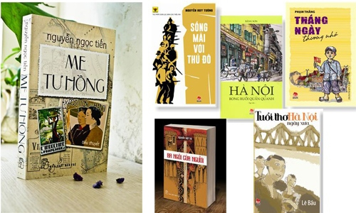 Viết gì khi viết về Hà Nội?
