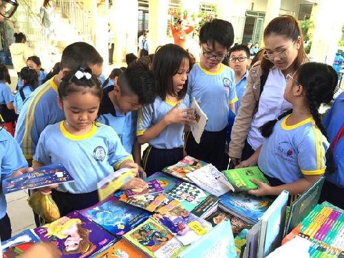 Phát triển văn hóa đọc - Cơ hội đã hé mở