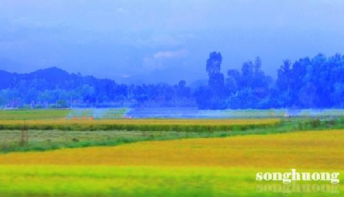 Về thăm Quảng Thái