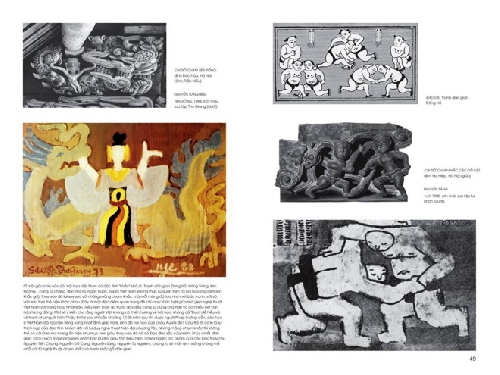 Các dạng biến dị của Mã gien nghệ thuật