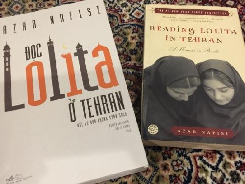 Đọc sách: Đọc Lolita ở Tehran