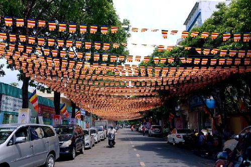 Nhìn lại: Một mùa Phật đản đặc biệt