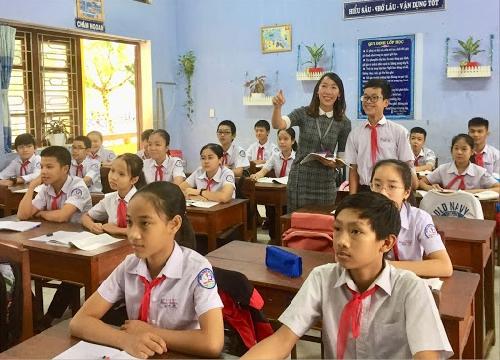 TT Huế: Phê duyệt khung Chương trình giáo dục địa phương cấp Trung học cơ sở
