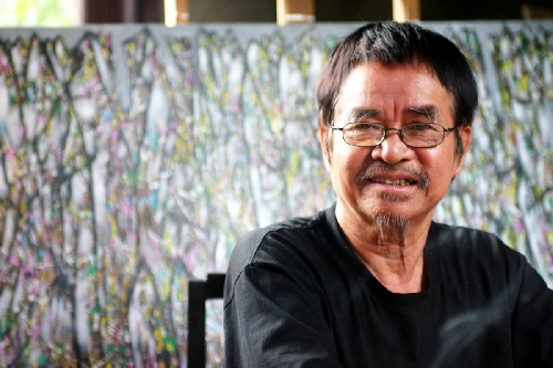 Vĩnh biệt họa sĩ Hoàng Đăng Nhuận