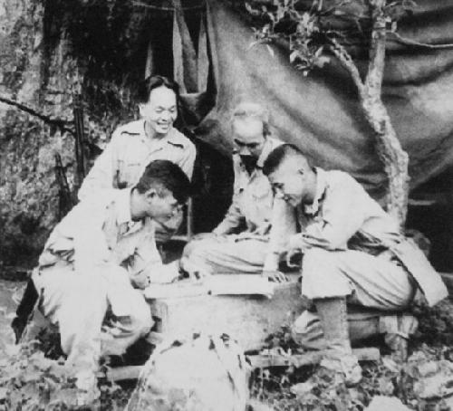 Về một bài báo đầu tiên của Đại tướng Võ Nguyên Giáp
