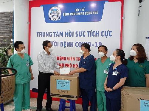 Thêm 14 bệnh nhân được xuất viện, tín hiệu vui từ Trung tâm hồi sức tích cực người bệnh Covid-19 tại TP Hồ Chí Minh