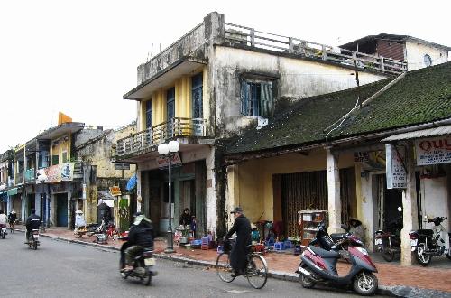 Gia Hội khu phố cổ tuyệt vời ở Huế