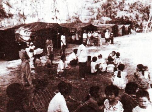 Về Phú Vang sau lũ
