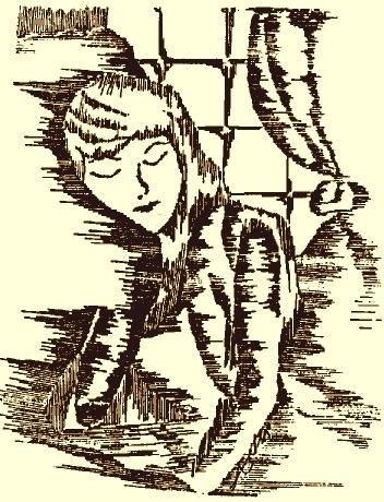 Người đàn bà bước ra từ trong truyện