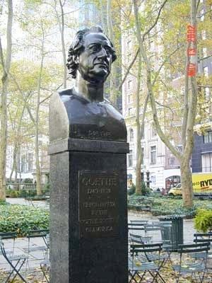 Chùm thơ Thi hào Đức Johann Wolfgang von Goethe