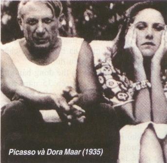 Picasso và Dora Maar