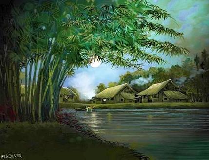 Chùm thơ Nguyễn Thị Thái