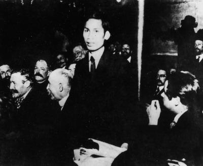 Nguyễn Ái Quốc với quốc tế cộng sản
