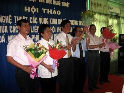 Hội thảo Văn học Nghệ thuật các vùng Kinh đô Việt Nam xưa và nay
