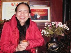 Cây nhà lá vườn - ẩm thực Huế trong vườn Huế