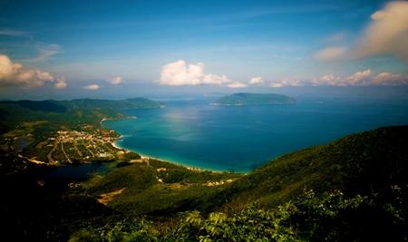 Lục bát viết ở Côn Đảo